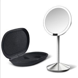 Simple Human mirror 10X